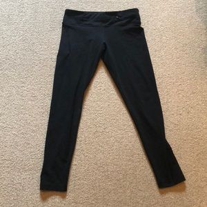 Great condition black yoga pants